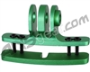 HK Army Universal GoPro Goggle Camera Mount - Neon Green