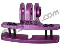 HK Army Universal GoPro Goggle Camera Mount - Purple