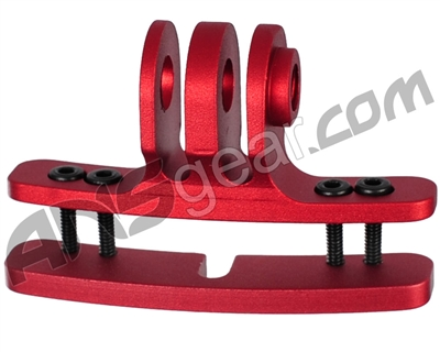 HK Army Universal GoPro Goggle Camera Mount - Red