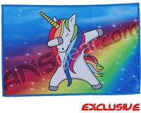 HK Army Microfiber Goggle Cloth - Unicorn Rainbow