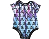 HK Army Baby Onesie - All Over Tie-Dye