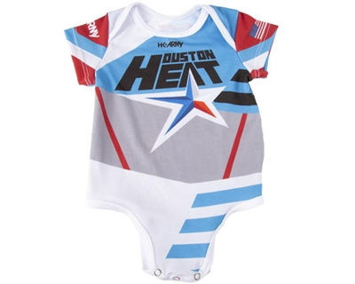 HK Army Baby Onesie - Houston Heat World Cup
