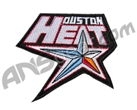 HK Army Velcro Patch - Houston Heat