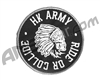 HK Army Velcro Patch - Ride or Collide