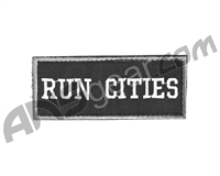 HK Army Velcro Patch - Run Cities