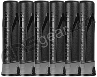 HK Army 6-Pack 165 Round Push Button Paintball Pod - Ninja/Grey/Black (13010011)