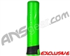 HK Army 165 Round Push Button Paintball Pod - Lime/Black/Lime