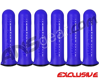 HK Army (6 Pack) 150 Round HSTL Paintball Pod - Purple