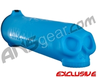HK Army 150 Round Skull Paintball Pod - Teal