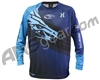 HK Army DryFit Practice Paintball Jersey - Dynasty Blue