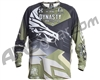 HK Army DryFit Practice Paintball Jersey - Dynasty Woodland Camo