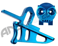 HK Army Rotor/LTR Skeleton Power Button & Release Trigger Kit - Blue