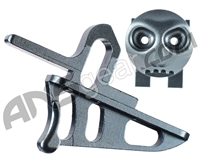 HK Army Rotor/LTR Skeleton Power Button & Release Trigger Kit - Pewter