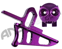HK Army Rotor/LTR Skeleton Power Button & Release Trigger Kit - Purple