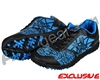 HK Army Shredder 2 Paintball Cleats - Black/Blue