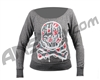 HK Army Eternal Girl's Sweater - Charcoal Grey