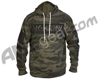 HK Army Off Break Pull Over Hooded Sweatshirt - Camo