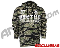 HK Army Speed Pull Over Hooded Sweatshirt - Tiger Stripe