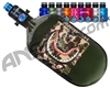 "HK Army Aerolite ""Extra Lite"" Air System w/ Pro Adjustable Regulator - 68/4500 - Shark Camo"