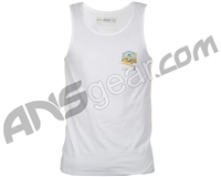 HK Army Quicksand Paintball Tank Top - White
