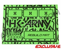 HK Army Tech Mat - Neon Green