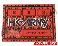 HK Army Tech Mat - Red