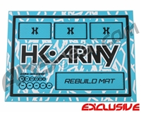 HK Army Tech Mat - Teal
