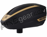 HK Army TFX 2 Paintball Loader - Black/Gold