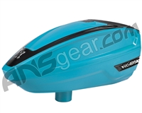 HK Army TFX 2 Paintball Loader - Turquoise/Black