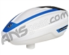 HK Army TFX 2 Paintball Loader - White/Blue