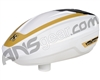 HK Army TFX 2 Paintball Loader - White/Gold