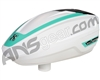 HK Army TFX 2 Paintball Loader - White/Teal