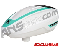HK Army TFX Loader - White/Teal