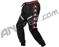 HK Army TRK Jogger Pants - OG Skull Red