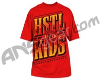 HK Army Authentic Paintball T-Shirt - Red