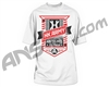 HK Army Badge Paintball T-Shirt - White