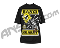 HK Army Bang Paintball T-Shirt - Black