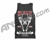 HK Army Bones Paintball Tank Top - Black