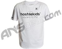 HK Army Braille Paintball T-Shirt - White