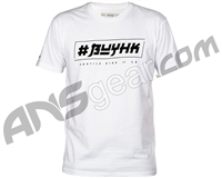HK Army Buy HK Paintball T-Shirt - White