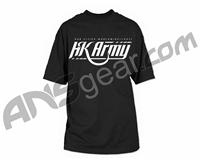HK Army Classic Paintball T-Shirt - Black