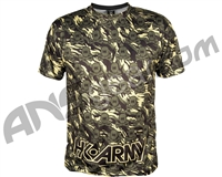 HK Army Dri Fit T-Shirt - All Over Camo