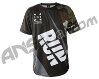 HK Army Mr. H Cut Dri Fit T-Shirt