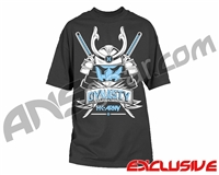 HK Army Dynasty Samurai Paintball T-Shirt - Black
