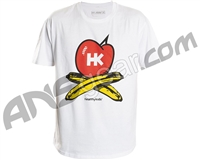 HK Army Healthy Kids Paintball T-Shirt - White