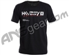 HK Army HK Signature Paintball T-Shirt - Black