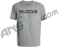 HK Army HK Signature Paintball T-Shirt - Heather Grey