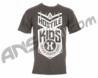 HK Army Nuke Paintball T-Shirt - Charcoal Heather
