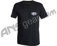 HK Army Retro Paintball T-Shirt - Black