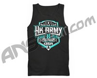 HK Army Shield Paintball Tank Top - Black
